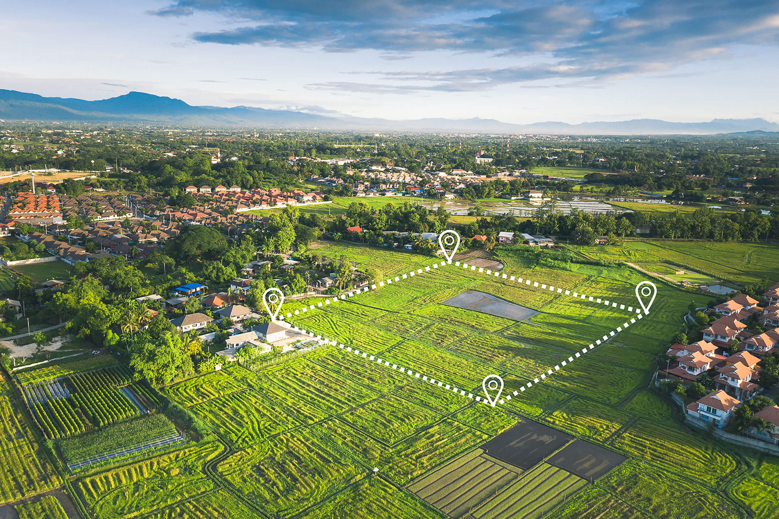 How to buy a block of land?